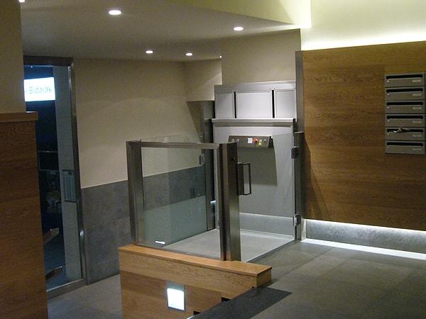 Reforma de portal, Smark Studio, Arquitectura Bilbao