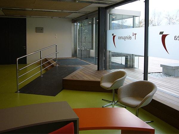 Semillero De Empresas Arquitectura Bilbao