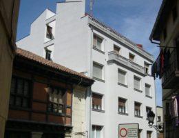 Reforma y aislamiento de fachada en Atxuri, arquitectura Bilbao, Smark Studio