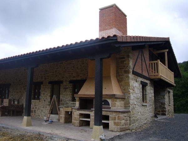 Ampliación y reconstrucción de caserío, Arquitectura Bilbao, Smark Studio
