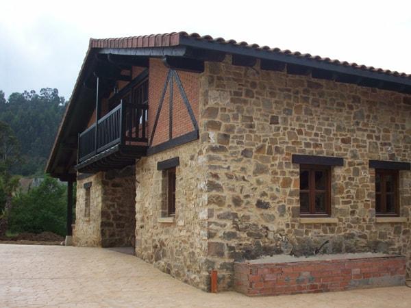 Reconstrucción de caserío en Butrón, Arquitectura Bilbao - Smark Studio