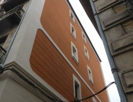Rehabilitación de fachada, Arquitectura Bilbao
