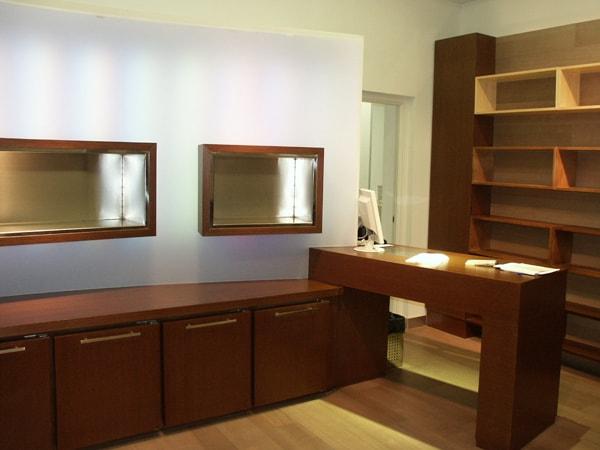 Alma de Cacao, tienda de Rodríguez Arias, reforma integral. Smark Studio.