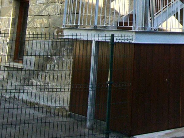 Escalera reformada, Arquitectura Bilbao