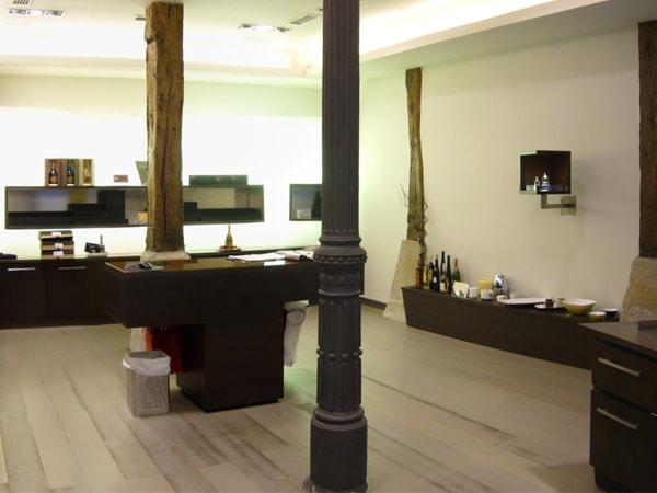 Interior del local, Smark Studio