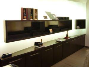 Detalle del interior, Alma de Cacao, Arquitectura Bilbao.