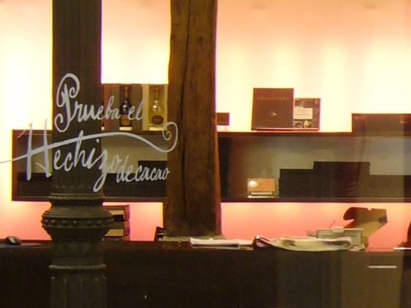 Detalle del local. Smark Studio