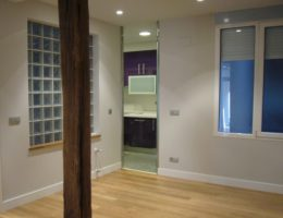 Reforma interior, Arquitectura Bilbao, Smark Studio.