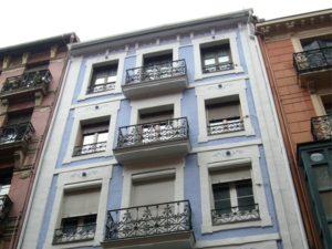 Rehabilitación y reforma de fachada, arquitectura Bilbao, Smark Studio